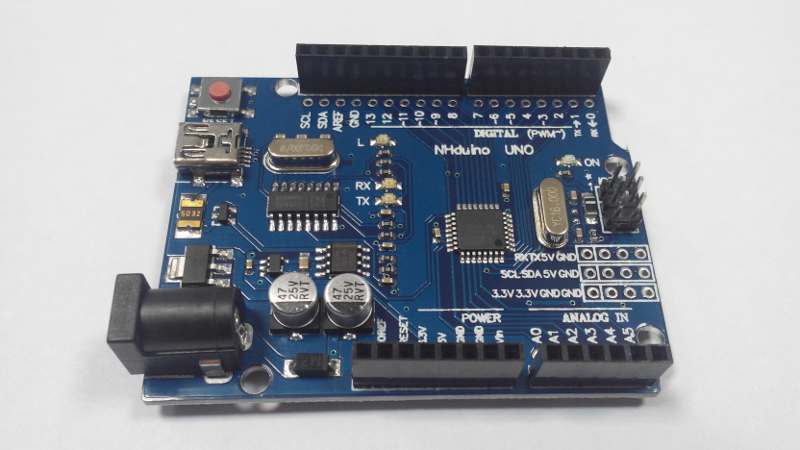 Arduino Uno R3 [not original]  mini USB Atmega 328P  Контроллер